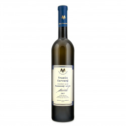 Tramín červený víno jakostní odrůdové suché 2017 BIO 0,75l vinařství Marcinčák