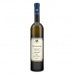 Chardonnay 2017 BIO 0,75l vinařství Marcinčák