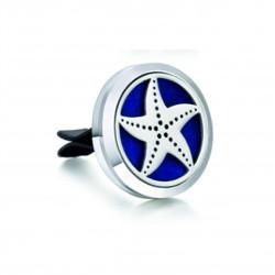 Auto difuzér na esenciální oleje - Hvězda Altevita