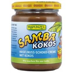Samba kokosová nátierka BIO 250 g Rapunzel