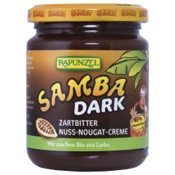 Samba Dark nátierka BIO 250 g Rapunzel