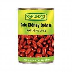 Červené fazule sterilizované BIO 400 g Rapunzel